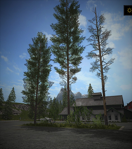 Мод деревья FS17 Fs 17 Trees V 1.0.0.0 Farming Simulator 17