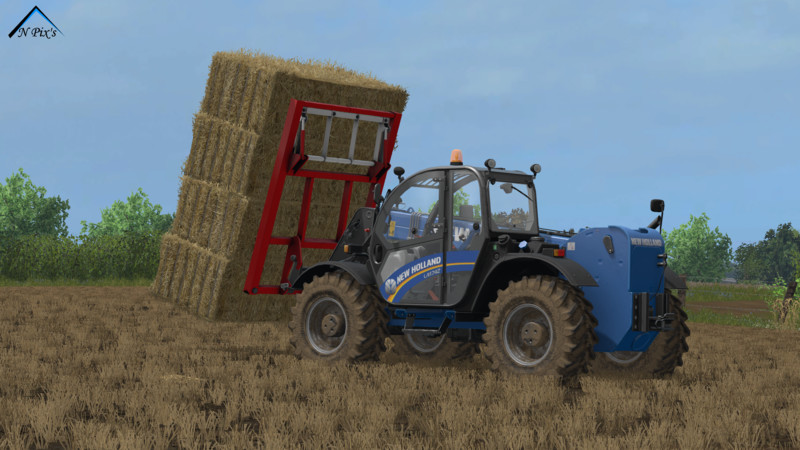 Мод Altec M44 SR v 1.0 Farming Simulator 2017