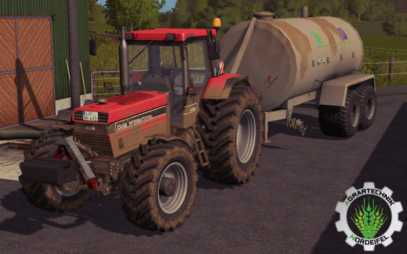 Мод BSA 12500 ManureSprayer v 1.0 Farming Simulator 17