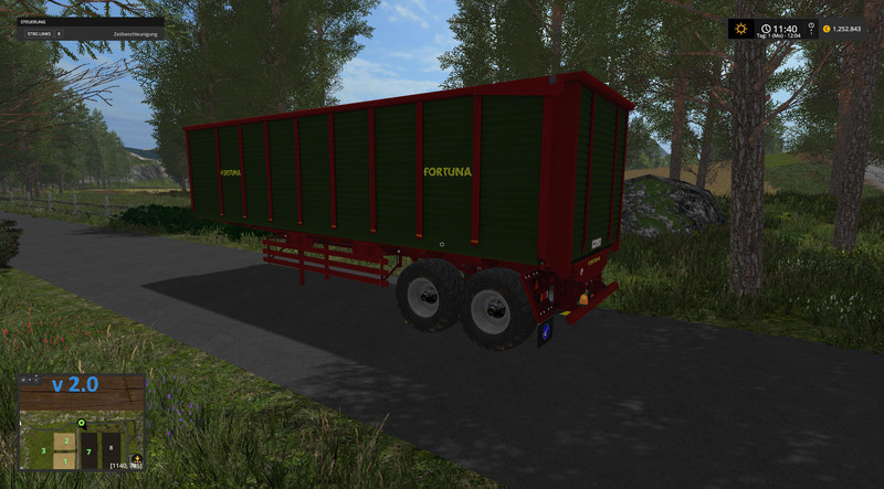 Мод Fortuna Pack v 1.0.5 Farming Simulator 2017
