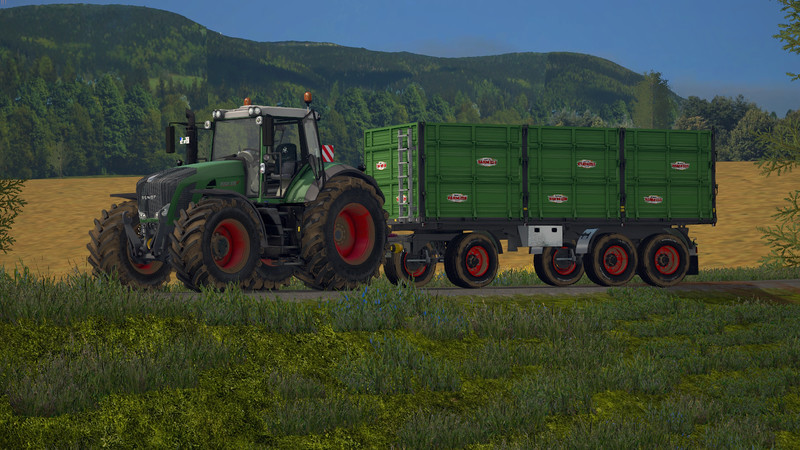 Мод прицеп RANDAZZO R270 PT BETA v 1.0.1.0 Farming Simulator 2017