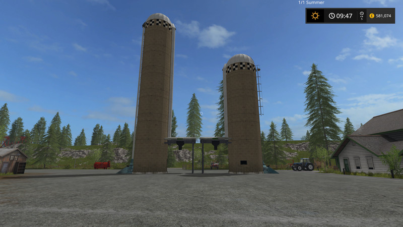 Мод Fermenting silo v 1.0 Placeable Farming Simulator 2017