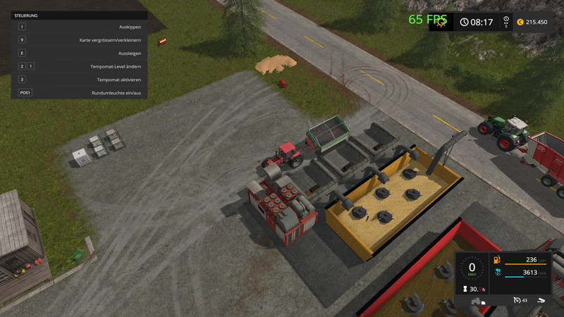 Мод Feed mixer Pack Placeable v 1.2.0.1 Farming Simulator 17