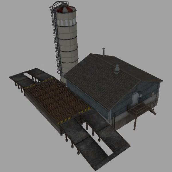 Мод Sell Point Placeable v 1.0 Farming Simulator 17