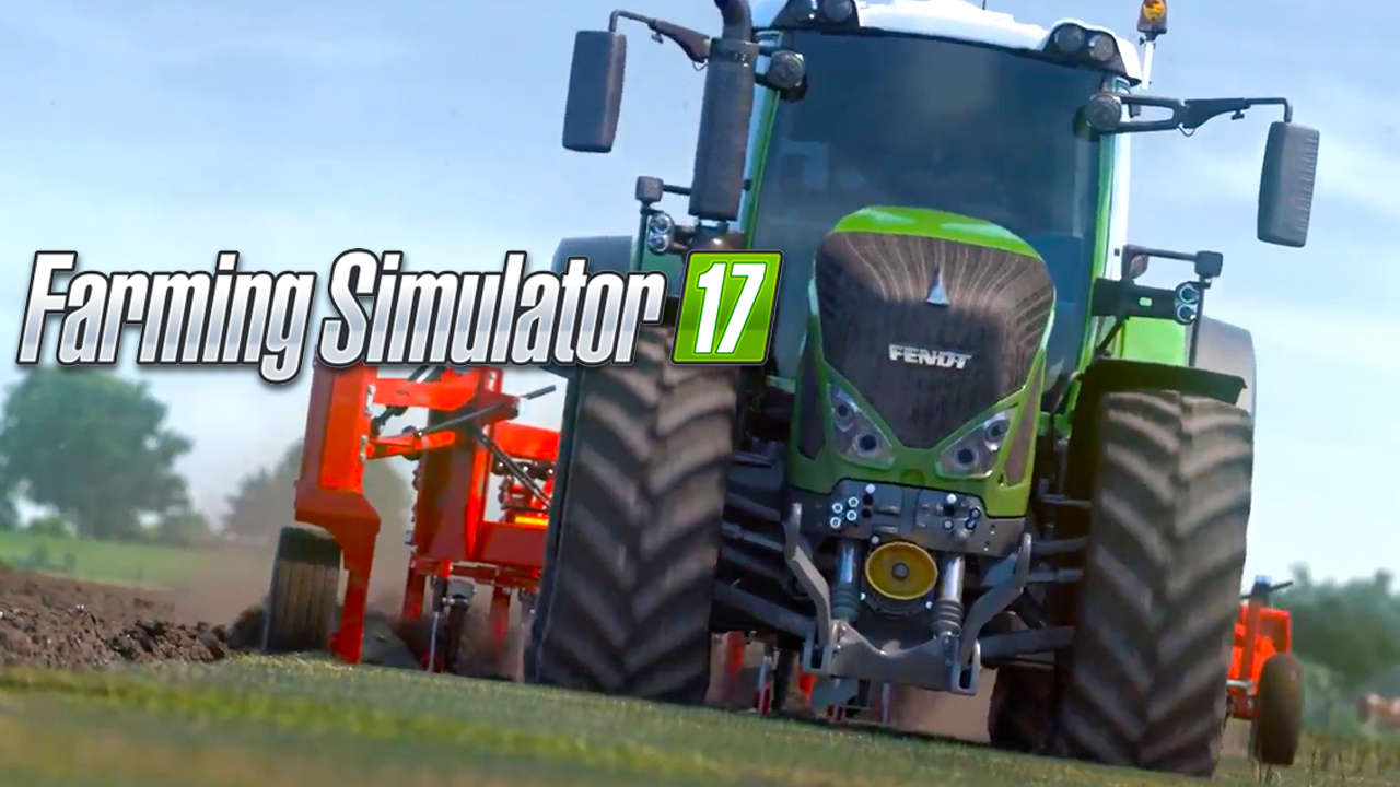 Скачать Farming Simulator 17 v1.4.4 + Все DLC Repack xatab