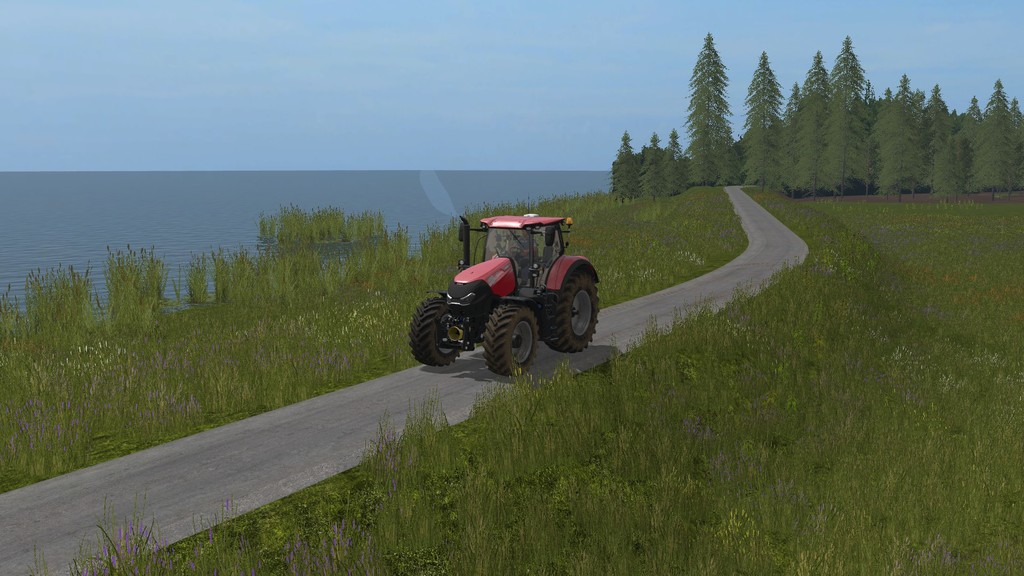 Мод скрипт Better steering v1.0 Farming Simulator 2017
