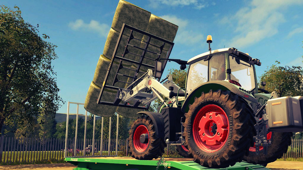 Мод Cotech Claws v 1.0 Farming Simulator 2017