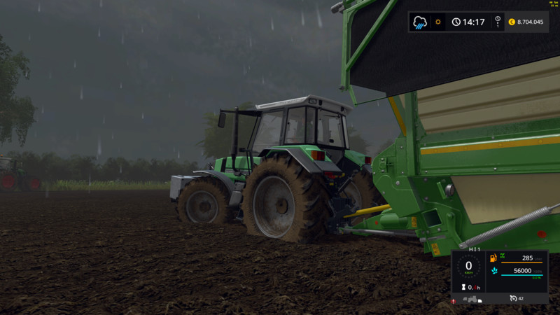 Мод скрипт GroundResponse.lua v 1.3.5.2 Farming Simulator 17