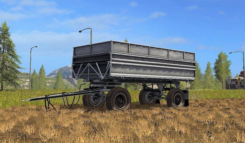 Мод прицеп HW 60.11 v 1.0 Farming Simulator 2017