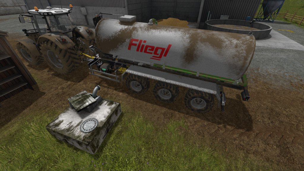 Мод MS-Tech Liquid ManurePit v1.0 FS17