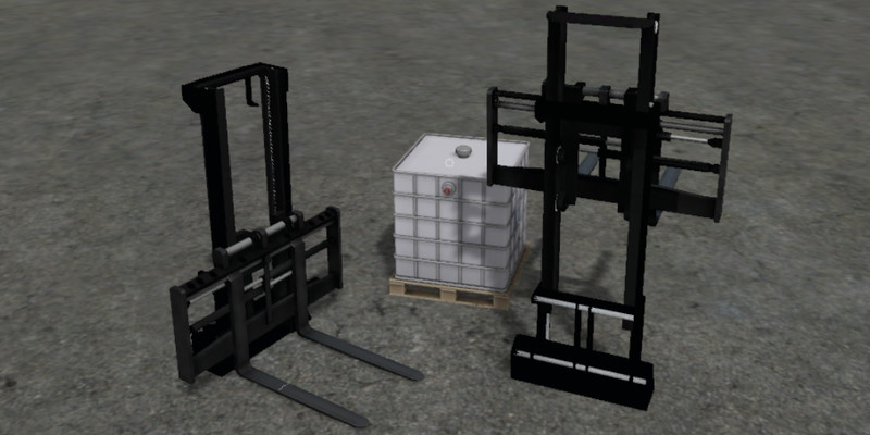 Мод 3-point Stacker v 1.0 FS17