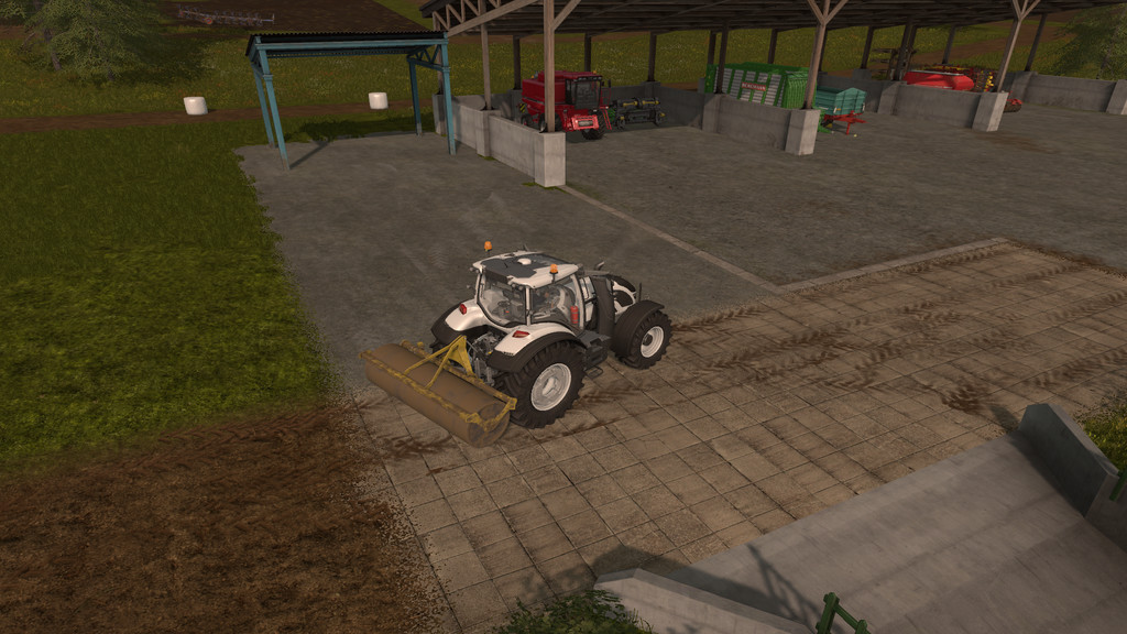 Мод скрипт GROUND MODIFICATION V1.0.0.5 Farming Simulator 2017