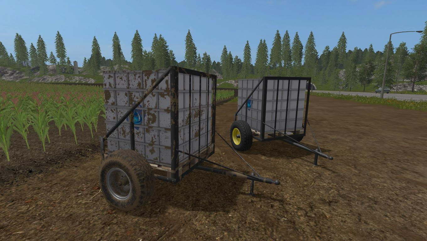 Мод WATER TANK V1.0 Farming Simulator 2017