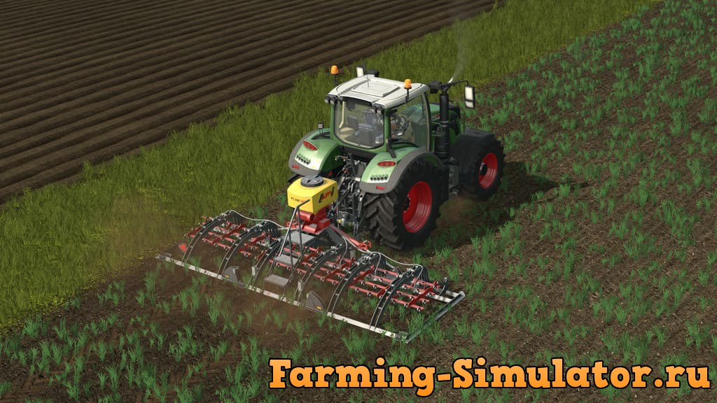 Мод полольник SAPHIR GS603 V1.0.0.0 Farming Simulator 17