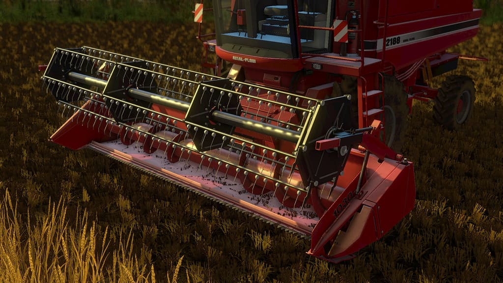 Мод ПАК CASE IH 1030 18FT V1.0.0.0 Farming Simulator 17