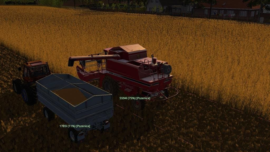Мод скрипт FILLABLE VEHICLE INFO V1.0.0.0 Farming Simulator 2017