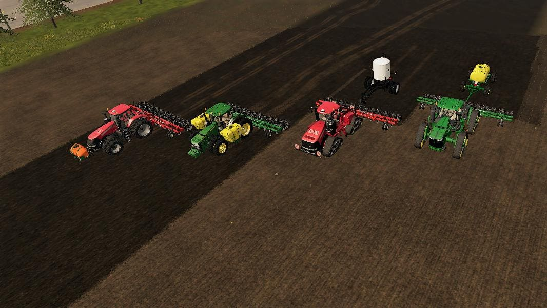 Мод культиватор UNVERFERTH STRIP-TILL V1.0.1 Farming Simulator 2017
