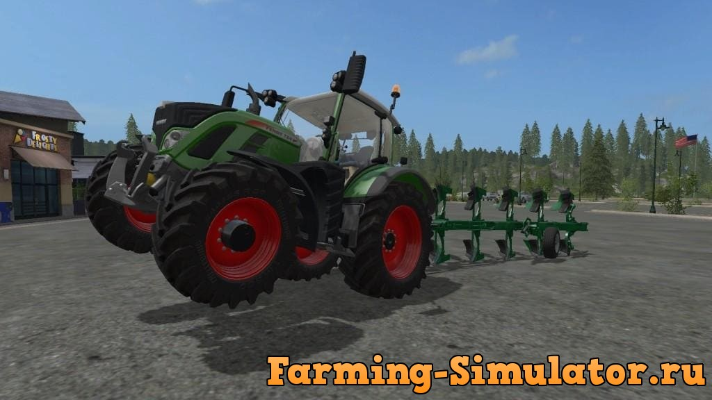 Мод MOREREALISTIC GAME ENGINE V1.2.2.0 FS17