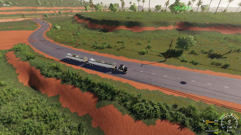 Мод прицеп Wilson pacesetter with trailer hitch v1.0 FS19
