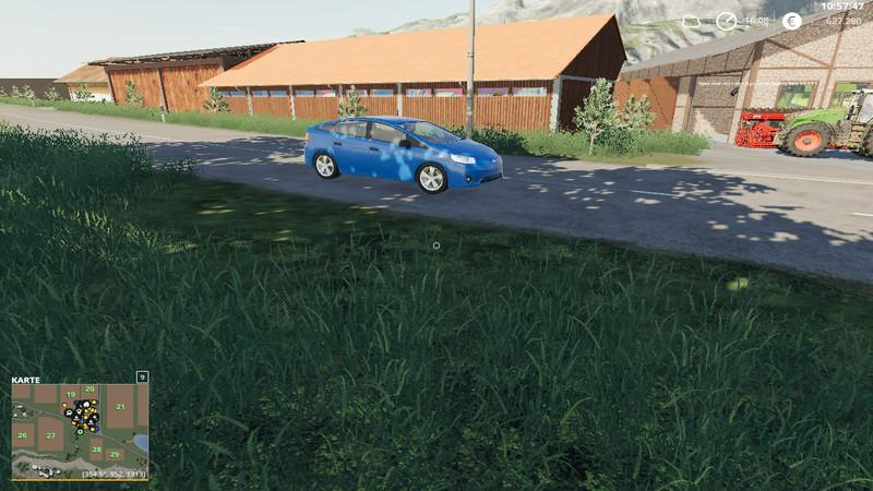 Мод скрипт FASTER TRAFFIC V1.0 Farming Simulator 19