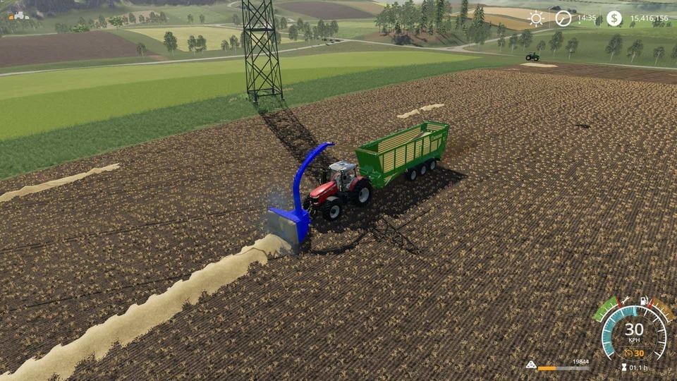 Мод Fraese v3.0 Farming Simulator 19