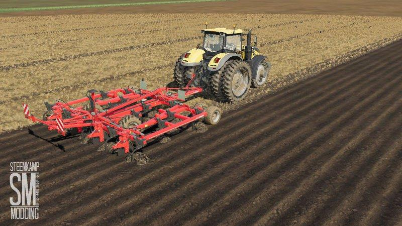 Мод плуг HORSCH TIGER 6DT PLOW VERSION V1.0 FS19