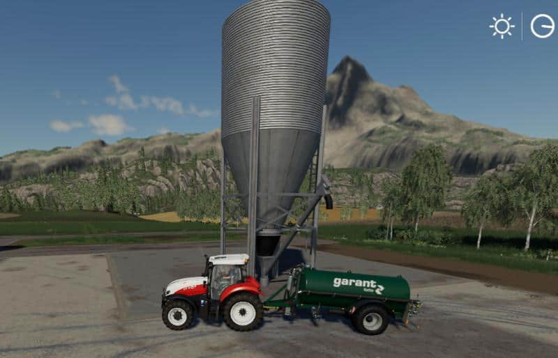 Мод Placeable AGRO sell store v1.4 Farming Simulator 19