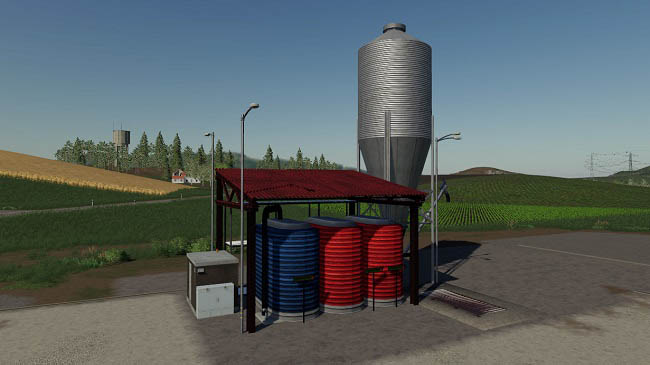 Мод Seeds Production v1.0.0.0 Farming Simulator 2019